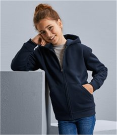 Russell Kids Authentic Zip Hooded Sweatshirt