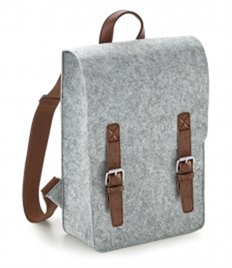 BagBase Premium Felt Backpack