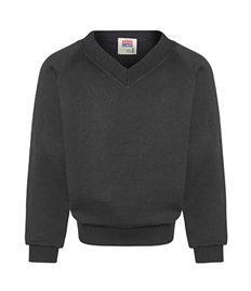 David Luke Eco V-Neck Sweatshirt