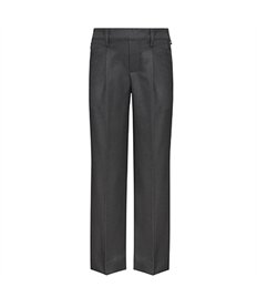 David Luke Junior Trouser, Single Pleat, Elastic Back