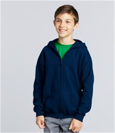 "Gildan Kids Heavy Blendâ""¢ Zip Hooded Sweatshirt"