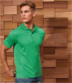 Premier Coolchecker® Piqué Polo Shirt