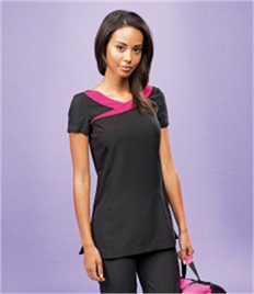 Premier Ladies Ivy Short Sleeve Tunic