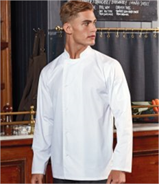 Premier Essential Long Sleeve Chef's Jacket