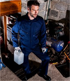 Portwest Liverpool Zip Coverall
