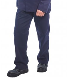 "Portwest Bizweldâ""¢ Flame Resistant Trousers"