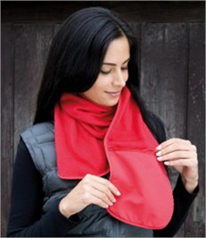 Result Polartherm™ Scarf with Zip Pocket