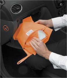Result Safe-Guard Safety Vest Storage Bag