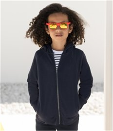 SF Minni Kids Zip Hooded Sweatshirt