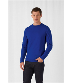 B&C Men's #Set In Sweatshirt