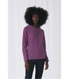 B&C Women's Hooded Sweat