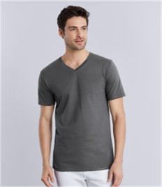 Gildan Premium Cotton® V Neck T-Shirt