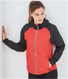 AWDis Cool Contrast Windshield Jacket