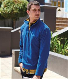 Regatta Zip Neck Micro Fleece