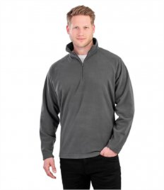 Result Core Zip Neck Micro Fleece