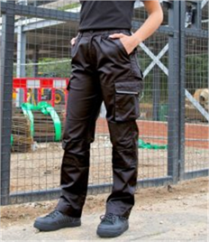 Result Work-Guard Ladies Action Trousers