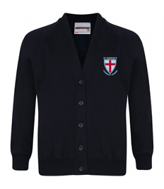 St George's Sweat Cardigan