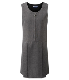 Long Sutton Lynton Pleated Pinafore