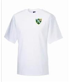 St Bernadette PE T-Shirt 9/10 -11/12