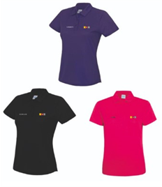 LWC Girls House Polo Shirt