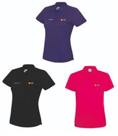 LWC SENIOR Girls House Polo Shirt