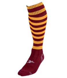 Oldfield Hooped Socks Size 7-11