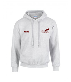 Corsham Hockey Grey Hoody