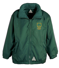 Downsway Reversible Jacket WITH NEW LOGO