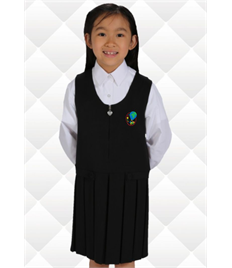 Moredon Pinafore Dress
