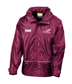 Corsham Hockey Waterproof Jacket Age 7-14