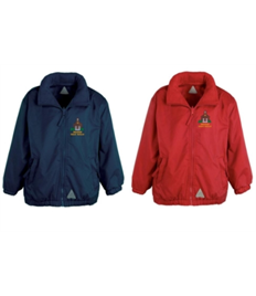 Shinfield Infant Reversible Jacket