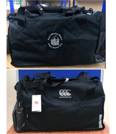 RWB Canterbury Large Sports Bag with Initials