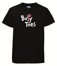 Busy Toes T-Shirt