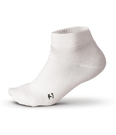 LWC Sports Ankle Socks/Trainer Liners: 4-7