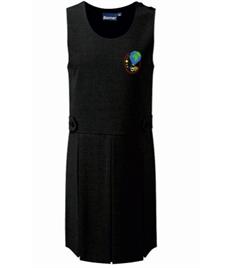 Moredon Pinafore Dress