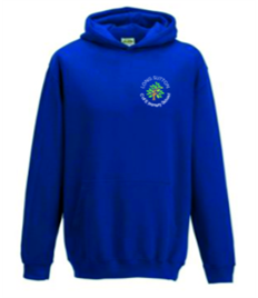 Long Sutton PE Hoody with Initials