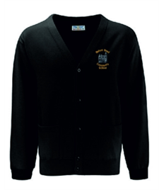 Oxford Road Cardigan: Year 6