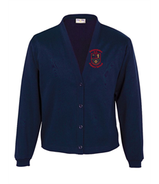 Aldermaston Sweatshirt Cardigan