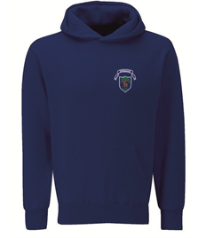 Burbage Hoody For PE - NO INITIALS