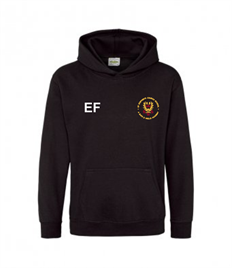 St Stephen's PE Hoody with Initials