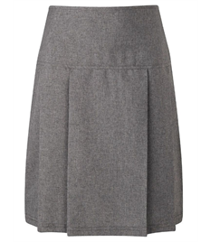 Crondall Bambury Pleated Skirt