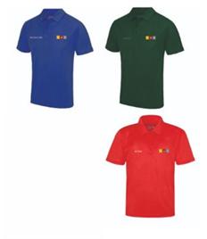 LWC SENIOR Boys House Polo Shirt: Age 12-13
