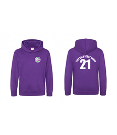 Bath Scout Hoodie: Junior Sizes
