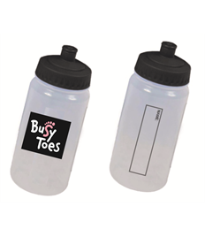 Busy Toes Water Bottle