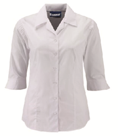 LWC Girls 3/4 Sleeve Blouse (Twin Pack) Size 38' to 40'