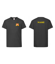Further Stages T-Shirt (Child Size) + NAME