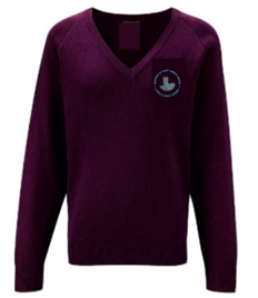 Bathwick V Neck Jumper