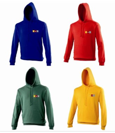 LWC Boys House Hoodies