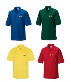 LWC JUNIOR House Polo Shirt: Age 9-11, 12-13