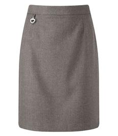St Michael's Amber A Line Skirt